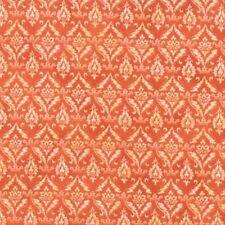 Moda Basic Grey Curio Fabric Camellia in Pumpkin 30274-16