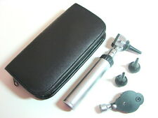 ENT Ophthalmoscope Opthalmoscope Otoscope Diagnostic Set CE