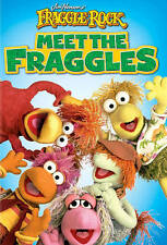 FRAGGLE ROCK-FRAGGLE ROCK:MEET THE FRAGGLES DVD NEW