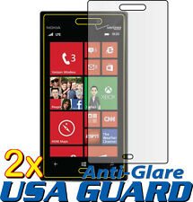 2x Anti Glare Matte Finishing LCD Screen Protector Cover Guard Nokia Lumia 928