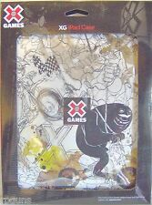 XG iPAD CASE OFFICIAL EXTREME X GAMES MOTOCROSS HARD CASE NEW IE628 FREE SHIP