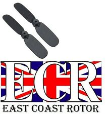 SYMA S107 S107G GYRO RC HELICOPTER SPARES PARTS REAR ROTOR BLADE PROPELLER X2