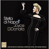 ERATO - Stella Di Napoli - Joyce DiDonato Bel Canto Opera Arias (CD 2014) SEALED