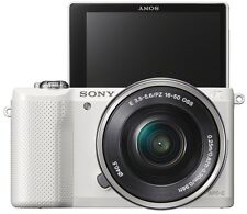 "Sony Alpha A5000L 16-50mm 20.2mp 3"" Mirrorless Digital Camera New Cod Jeptall"