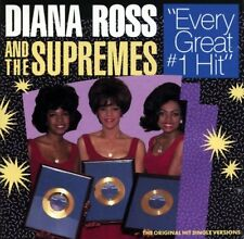Diana Ross & The Supremes : Every Great #1 Hit CD (1990)