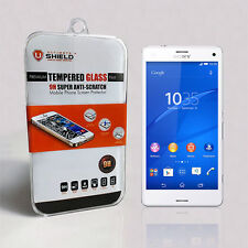 Ultimate Shield Tempered Glass Screen Protector for Sony Xperia Z3 Compact