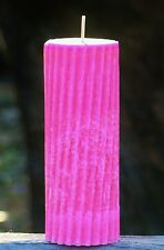 70hr The Best MUSK STICK LOLLIES Triple Scented Handmade SPIRAL ARTISAN CANDLE