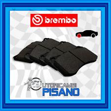 P06075 PASTIGLIE FRENO BREMBO ANTERIORI BMW X3 (F25) xDrive 35 d 313CV