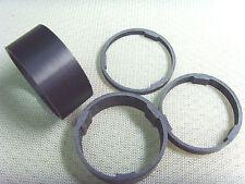 UD matt WORLD's LIGHTEST carbon Headset Stem spacer 1-1/8 (3mm+5mm+10mm+15mm)