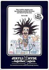 Jekyll and Hyde - Together Again (DVD, 2016)