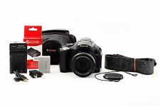 Canon PowerShot SX30 IS 14.1 MP Digital Camera - Black [Excellent++] From Japan