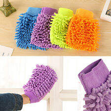 Mitt Microfiber Car Window Washing Home Cleaning Cloth Towel Big Sale