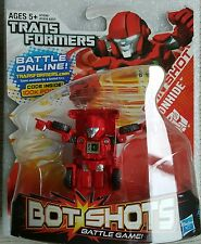 Transformers Bot Shots Super Bot B002 Ironhide