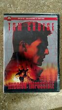 Mission: Impossible (DVD, 2006, Special Collector's Edition/ Checkpoint)