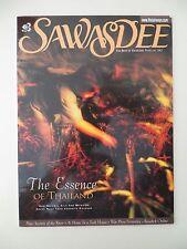 Thai Airways Inflight Magazine  February 2001 =