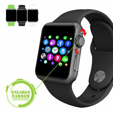 Lemfo LF07 Bluetooth 4.0 Smart Watch Smartwatch reloj inteligente Relojes Negro