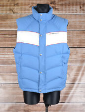 Peak Performance Hudson Down Men Vest Jacket Size XL, Genuine