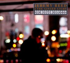 JEREMY REED & THE GINGER LIGHT, BIG CITY DILEMMA, SEALED 16 TRACK CD FROM 2012