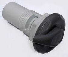 """plastic 1"""" inch air adjustor for spa water diverter & hot tub air regulator"""