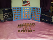 U.S.A. PENNY STARTER COLLECTION 1983 TO 2016P ( 73 COINS )