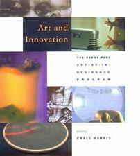 Art and Innovation: The Xerox PARC Artist-in-Residence Program (Leonar-ExLibrary