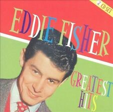 Eddie Fisher: Greatest Hits (CD, 2 Discs, Fabulous, AM) When You Kiss A Stranger