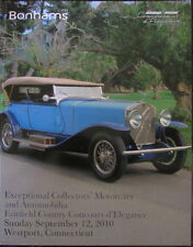 BONHAMS Exceptional Collectors' Motorcars and Automobilia – Porsche Aston Martin