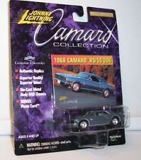 JOHNNY LIGHTNING CAMARO COLLECTION 1968 CAMARO RS/SS 396 MINT ON CARD
