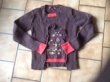 Joli pull ***M&F GIRBAUD*** taille 12 ans