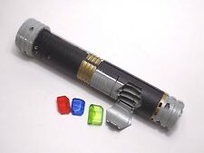 Star Wars Build Your Own Lightsaber Hilt With Kyber Crystals Hasbro Disney