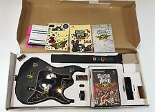 Kramer Wireless Guitar + Dongle & Aerosmith Playstation 2 PS2 With Box