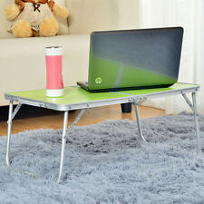 New Portable Folding Picnic Camping Table Laptop Desk Stand PC Notebook Bed Tray