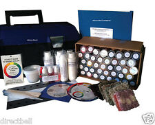 Carpet Dye Kit with Training Video over 40 colors