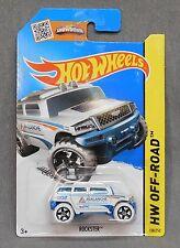 2015 Hot Wheels Car 108/250 Rockster- International/D case