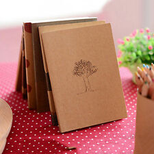 New Handmade Journal Memo Dream Notebook Paper Notepad Blank Diary FKS
