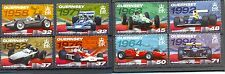Guernsey -Motor racing Formula 1 winners/Champions mnh set of 8 (2007)