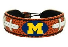 NCAA Michigan Wolverines Football Wristband