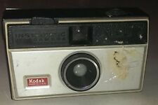 Vintage Kodak Instamatic 124 Film Camera~Untested~No Film~Photography Equipment