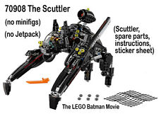 Lego Batman Movie NEW 70908 The Scuttler no figs 2017 Batmech Bat Mech creeper