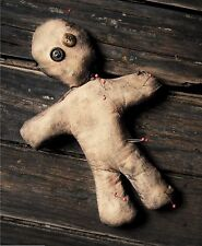 How to Make a Voodoo Doll Black Magic Zombie Supernatural Spells Curses on CD