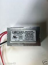 Hatch RS80-230 230VAC   12VAC  80W Electronic Transformer  230V TO 12V AC