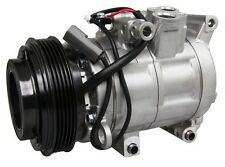 2010 - 2012 Mazda 3 2.0L DOHC Non Turbo Brand New AC A/C Compressor With Clutch