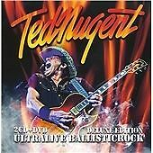 Ted Nugent - Ultralive Ballisticrock (2013)  Deluxe Edition 2CD+DVD  NEW/SEALED