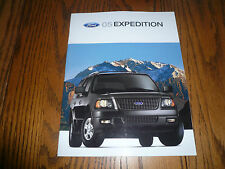 2005 Ford Expedition Sales Brochure
