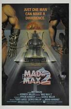 """MAD MAX 2: THE ROAD WARRIOR Movie Poster [Licensed-NEW-USA] 27x40"""" Theater Size"""