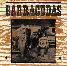 BARRACUDAS the way we've changed / laughing at you 45RPM UNRELEASED B-side