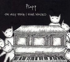 The Only Thing I Ever Wanted by Psapp (CD, Jun-2006, Domino)