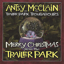 Merry Christmas from the Trailer Park, Antsy Mcclain & The Trailer Park, New