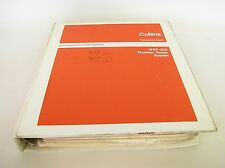 Collins Service Repair Manual Instruction Book WXR-200 Weather Radar System