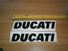 DUCATI DECAL LOGO  MADE OUT OF THE FINEST 7YR